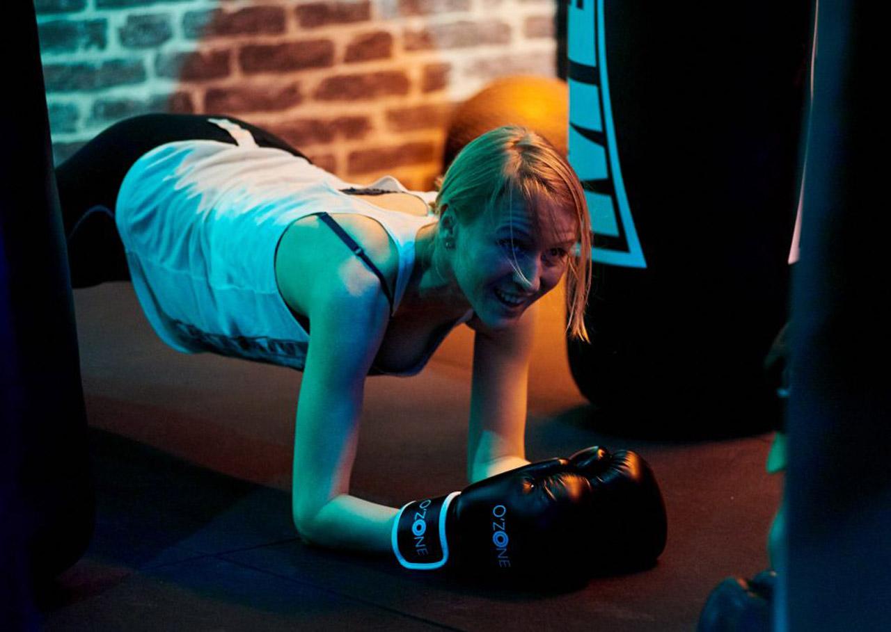 Studio Boxing+