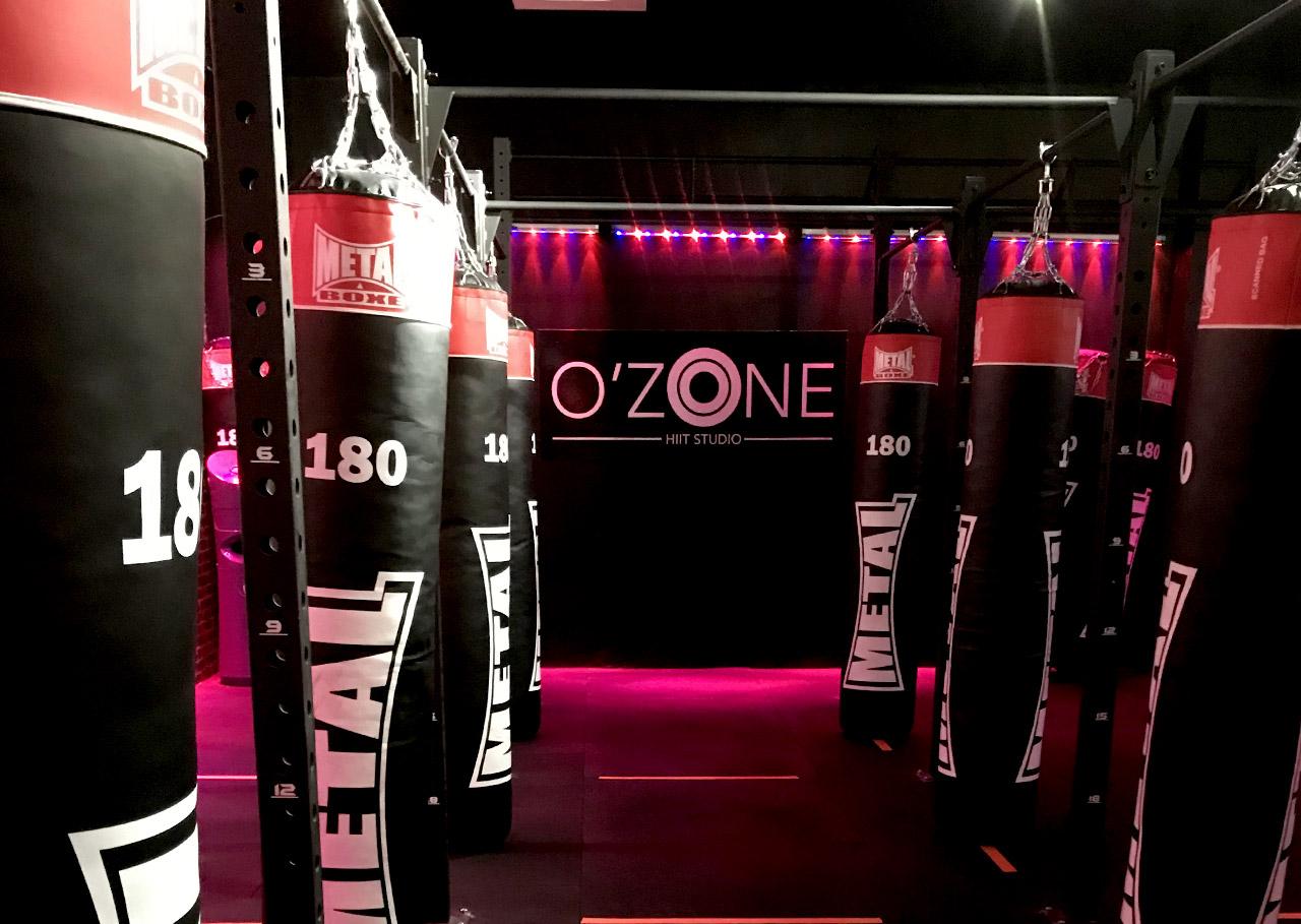 Studio Boxing+ O³ ZONE HIIT STUDIO