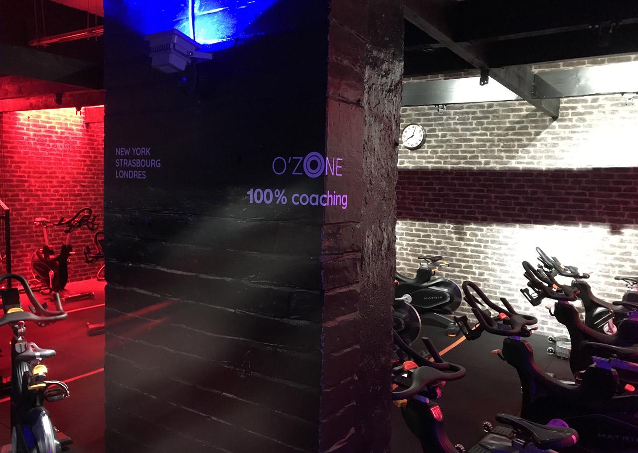 Studio Cycling+ O³ ZONE HIIT STUDIO