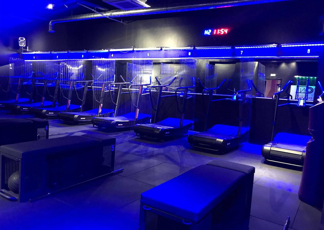 Studio Workout+ O³ ZONE HIIT STUDIO